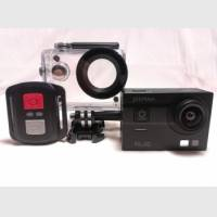JEEMAK M3 Action Cam Action Camera 4K WiFi