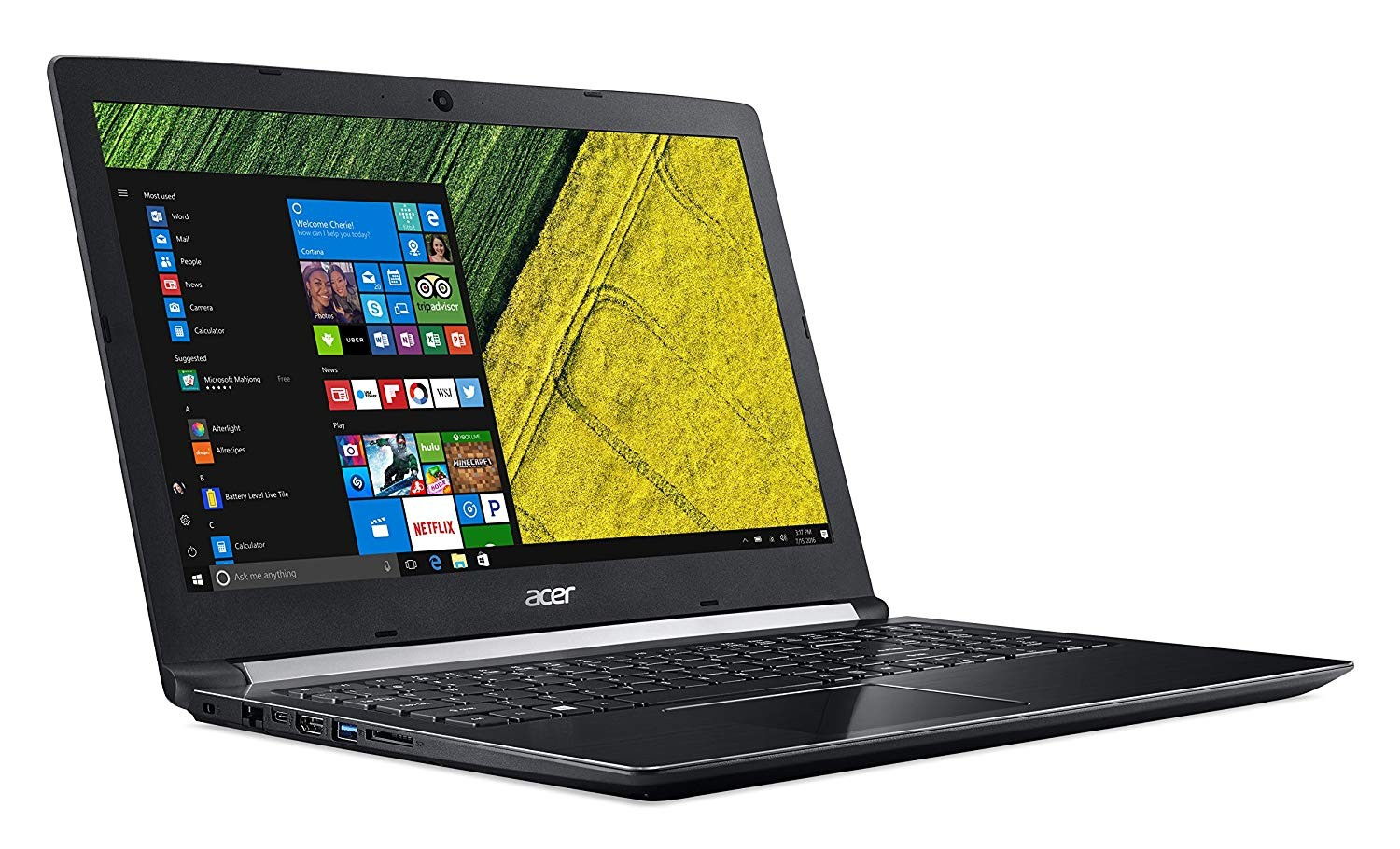 Acer Aspire 5 A515-51G-55FA Notebook
