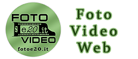 FOTOe20.it Fotografia e Video Freelance, Siti internet e Consulenza informatica