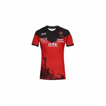 Rugby Jersey Calcio Jersey-2018-2019 Nuova Zelanda Maori Home Calcio Uniforme Casual Manica Corta Fans Edition Jersey Vest Shirt Sportswear Fans Felpa