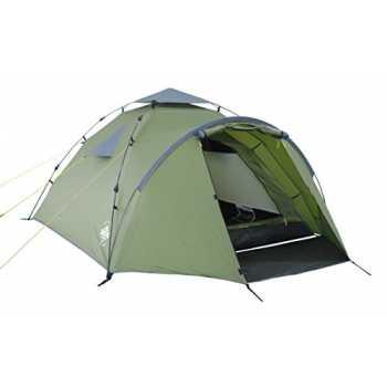 Floving Ourdoor 3-4 Persone Cuciture Ispessimento Campeggio Campo Automatico Pioggia Escursioni Trekking Tenda Tenda per Il Trasporto