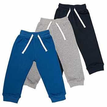 Grey Melange Grigio 98 Bimbo Name It Nkmsweat Pant Unb Noos Pantaloni Sportivi